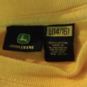John Deere Shirts & Tops - L 14/16 Unisex John Deere T-shirt (tA1)